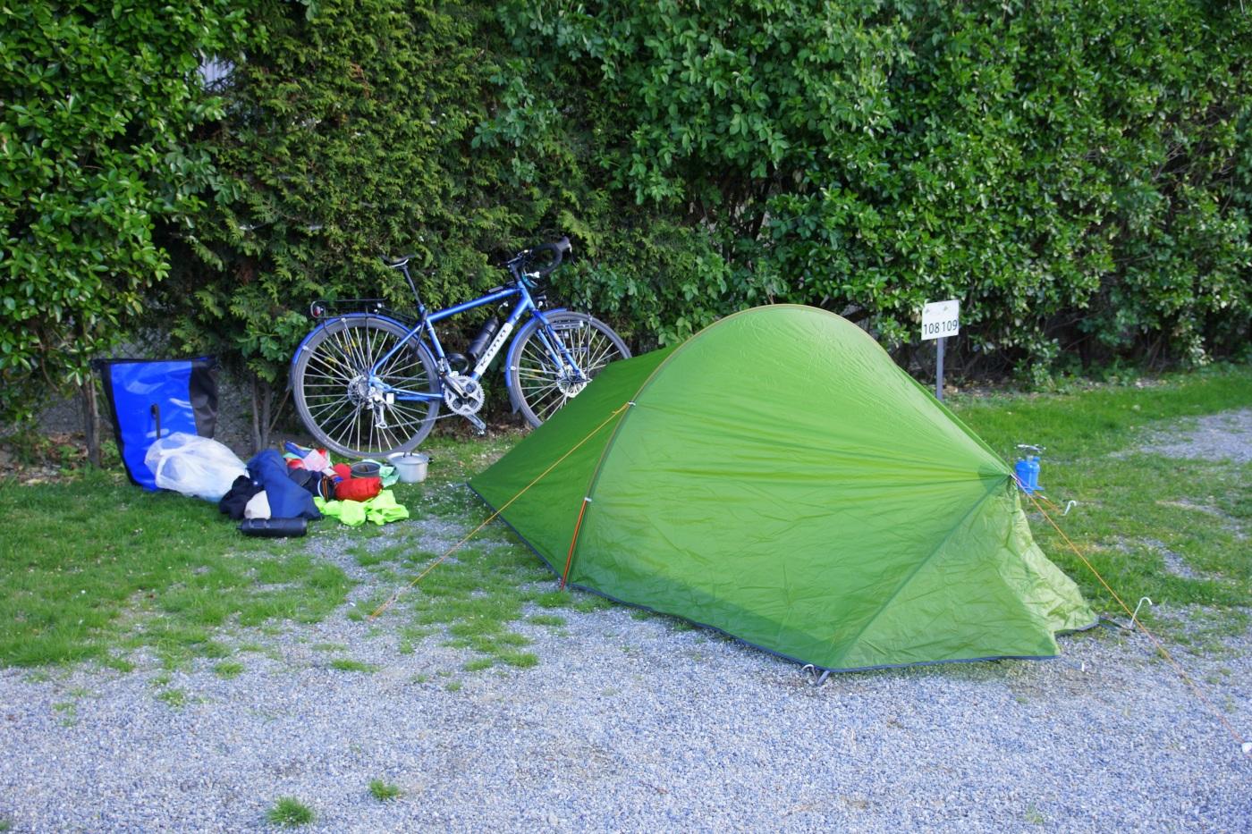 Tag 2 Camping