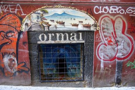 napoli graffiti 2