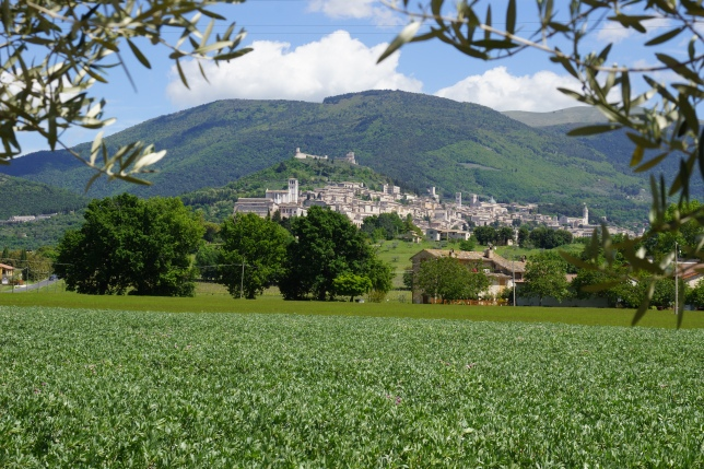 tag 8 assisi a1 anfahrt