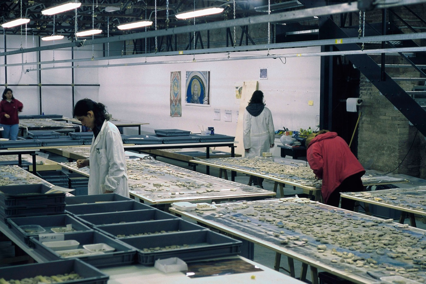 tag 8 assisi b4 fresken restaurierung